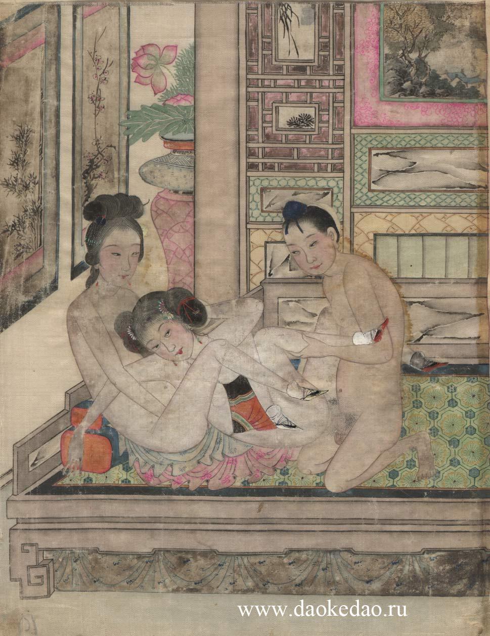 Сексуальная жизнь Китая