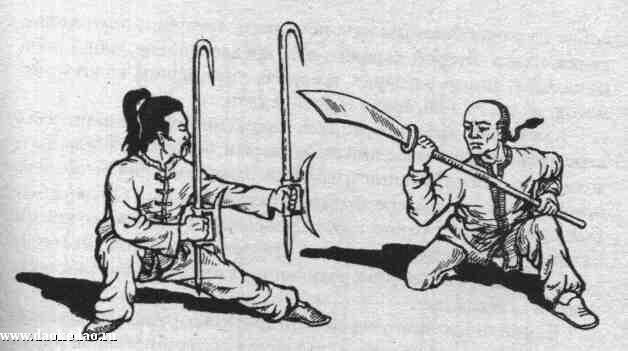 Китайское оружие