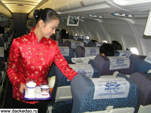 Китайские авиалини