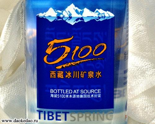 Вода из Тибета