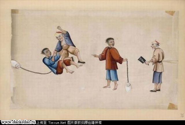 Пытки кастрация